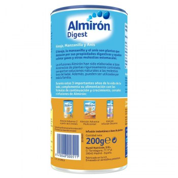 almiron digest infusion 200 gr