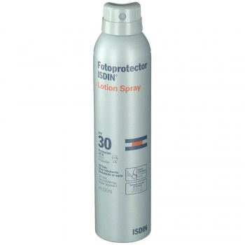 fotoprotector isdin 30 lotion spray 200 ml